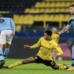 Champions League: Borussia Dortmund held to 1-1 draw with Lazio