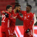 Bayern Munich beat Lokomotiv Moscow 2-0 in final Group A game