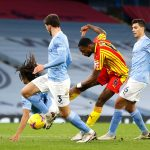Premier League: Manchester City held to 1-1 draw by struggling West Brom