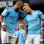Manchester City players Gabriel Jesus and Kyle Walker test positive for coronavirus