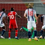 Premier League: West Brom grab late equalizer against Liverpool