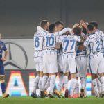 Serie A: Inter Milan beat Verona 2-1 to keep the pressure on AC Milan