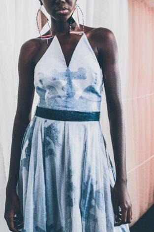 Kenya's Iona McCreath Launch Eripoto Collection at Arise Fashion Week
