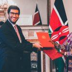 Kenya and United Kingdom Sign Trade Deal Post-Brexit