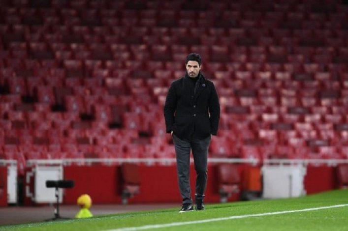 Arsenal remain committed behind Mikel Arteta's leadership despite poor start to season