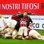 Serie A: AC Milan beat Lazio 3-2 at the San Siro stadium