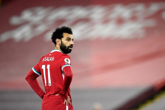 Mohammed Salah benched for clash against Crystal Palace after transfer talk