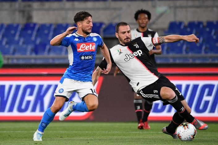 Napoli in appeal over abandoned Juventus fixture in October