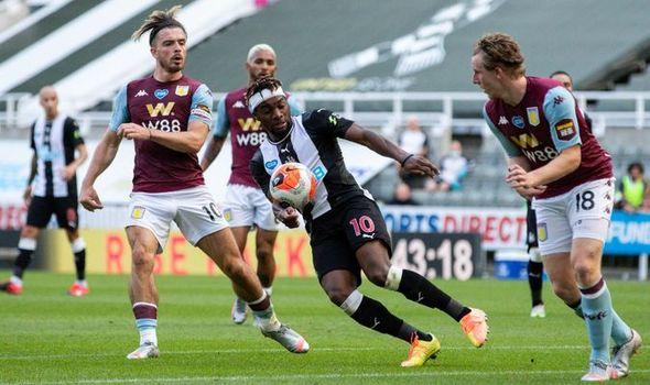 Newcastle's trip to Aston Villa postponed due to Covid-19