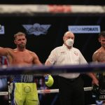 Boxing: Billy Joe Saunders beats Martin Murray via unanimous decision