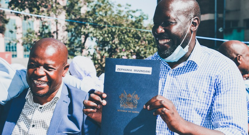 Kenya Grants Citizenship to 1,670 People of Shona Origin