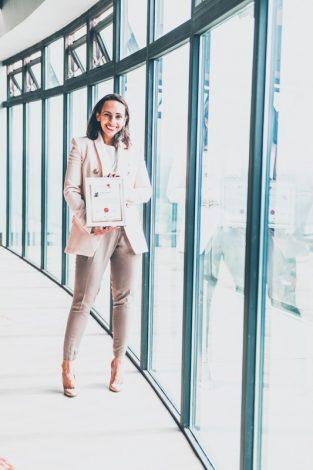 "Kenya's SHK Consulting founder recognized amongst   ""Africa's Women Leaders"" Award of 2020"