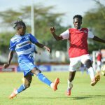 Western Stima Hand AFC Leopards First Defeat of the Season