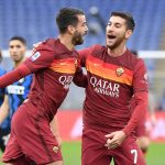 Serie A: AS Roma strike late to earn 2-2 draw against Inter Milan