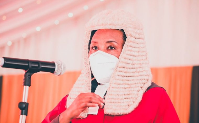 Justice Philomena Mwilu Barred from Holding DCJ Office, acting as Chief Justice