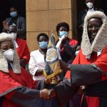 David Maraga officially retires as 15th Chief Justice of independent Kenya