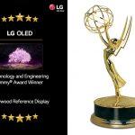 LG Electronics OLED Honoured at Emmy Awards for TV Technology