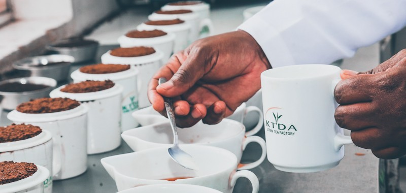 Kenya's tea exports rose 18.9 percent in the first quarter of this year as compared to a similar period in 2020
