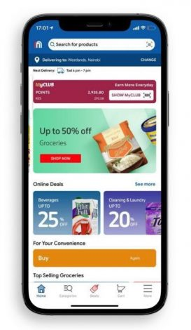 New MAF Carrefour app offers customers a convenient, quick, and flexible way to shop, anytime, anywhere