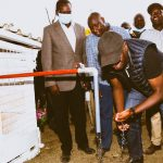 Finlay Kenya Connects 3000 Kipkelion Residents to Clean Water