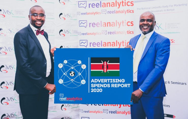 Media and corporate advertising spend dropped 21% to Kshs. 31.8 billion in 2020 as coronavirus pandemic battered Kenyan businesses in 2020.