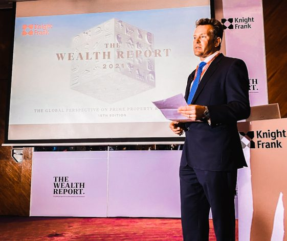 Knight Frank The Wealth Report 2021 showed that 912 people dropped from the list of Kenyans worth over $1 million (KSh109.8 million) to stand at a population of 3,323 down from 4,235 in 2019.