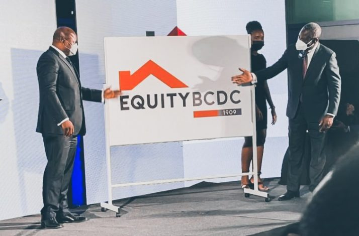 Equity BCDC Unveils New Identity in DRC