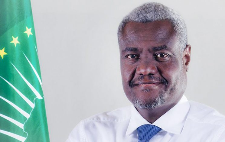 Moussa Faki Mahamat received 51 of 55 African Union member states to win a second term as the head of the African Union's (AU) Commission