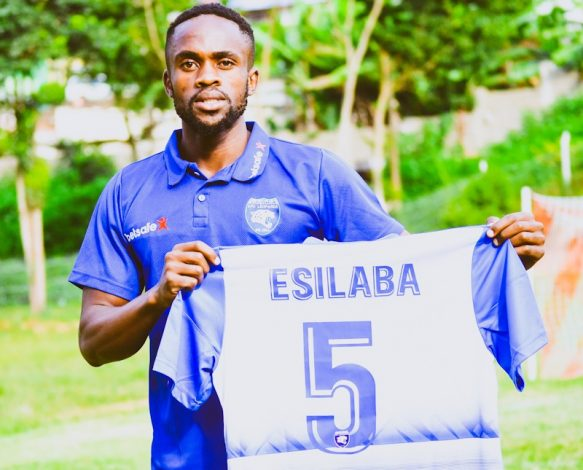 AFC Leopards Signs Tedian Esilaba from Nairobi City Stars