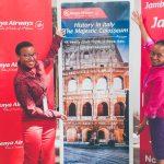 Kenya Airways to Resume Direct Flights to Rome on June 6