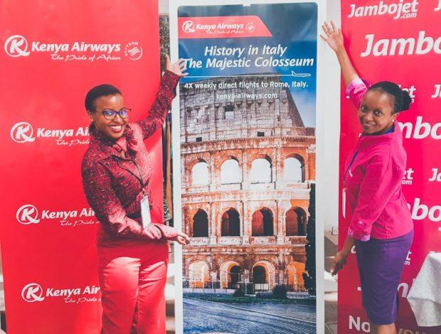 Kenya Airways plans to resume flights to Rome from its hub in Nairobi in June.