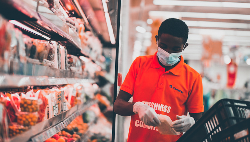 French retail chain Carrefour has opened its second store in the Ugandan capital Kampala. It takes up space previously occupied by collapsed Nakumatt Holdings and Shoprite.