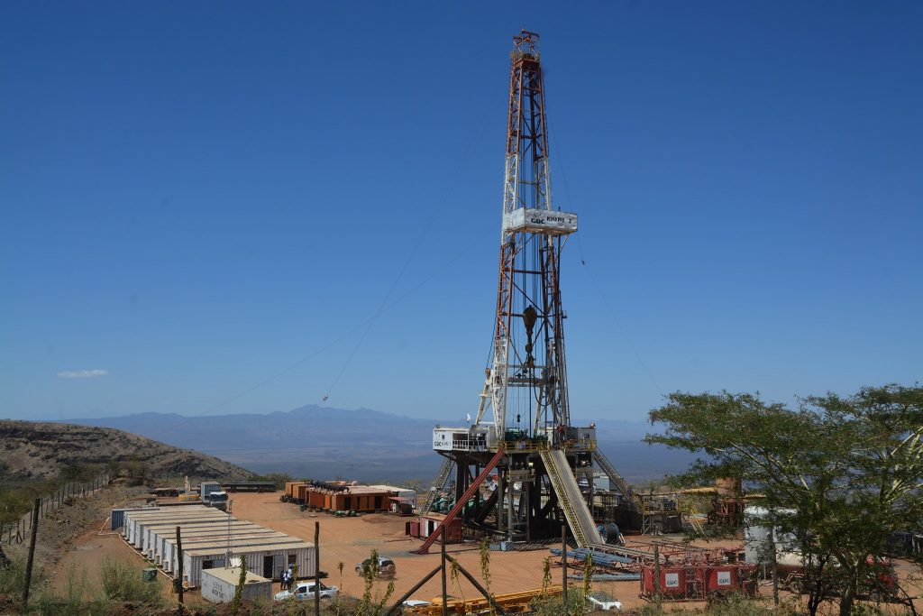 Geothermal Development Company Limited, is a wholly owned parastatal of the government of Kenya.
