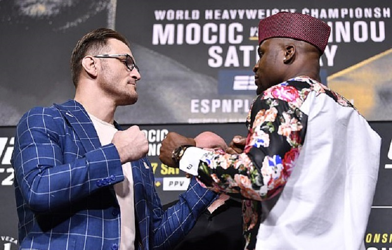 'The Biggest Baddest Rematch' – Miocic vs Ngannou II