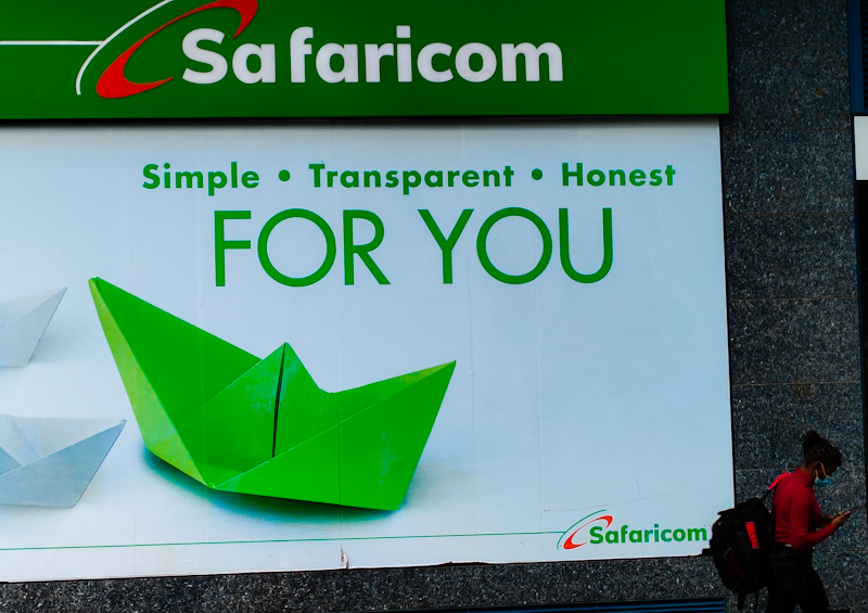 Safaricom shares have again hit an all time high at the bourse trading at Ksh 45 during Tuesday's session.