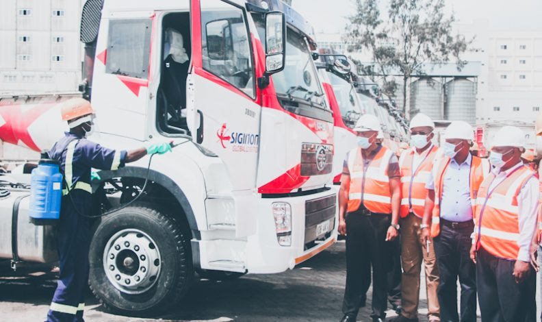 Siginon Group is an integrated end to end logistics and air cargo solutions provider based in Kenya, Tanzania and Uganda