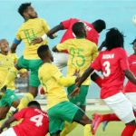 AFCON 2021: Sudan qualify after beating South Africa 2-0