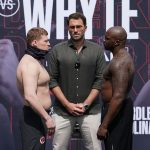 Boxing: 'Rumble on the Rock' - Dillian Whyte vs Alexander Povetkin II