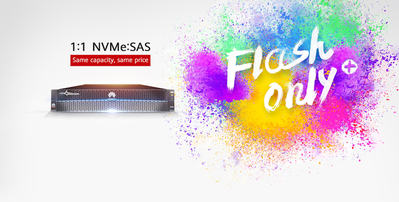 Flash Only+ Program: Turbocharge Your Business with NVMe SSD for the Price of SAS SSD