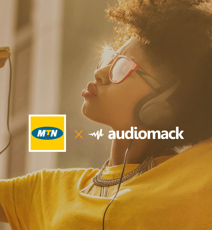 Audiomack has partnered with MTN Nigeria to unveil the Audiomack+MTN Data Bundle program for streaming unlimited music and accessing content on Audiomack free of data charges.