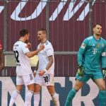 Bundesliga: Bayern Munich draw as Kingsley Coman limps off injured