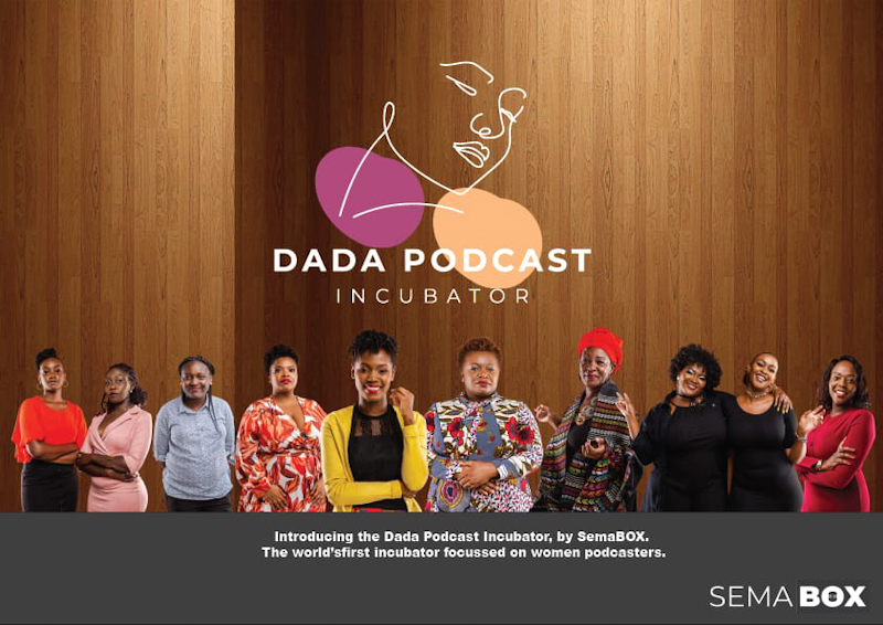 SemaBox, Kenya's first specialist podcasting studio, has launched a women's only podcast incubation program