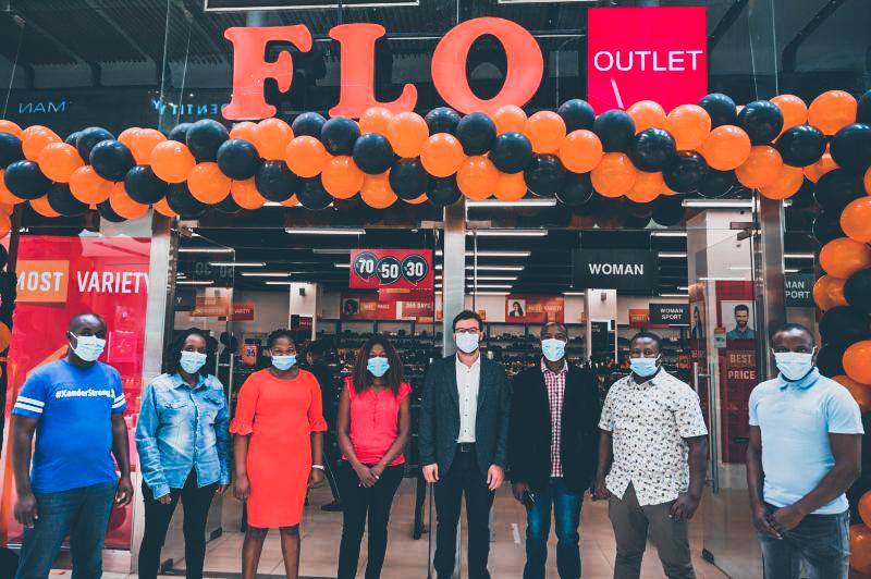 Turkish Shoemaker FLO Opens 4th Branch in Kenya