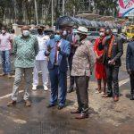 Flatten the Positivity Rate Below 5% to Lift Covid-19 Restrictions, Uhuru