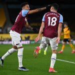 Premier League: West Ham move to Champions League slot with win over Wolves