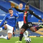 Premier League: Mitchy Batshuayi's late strike earns Crystal Palace point against Everton