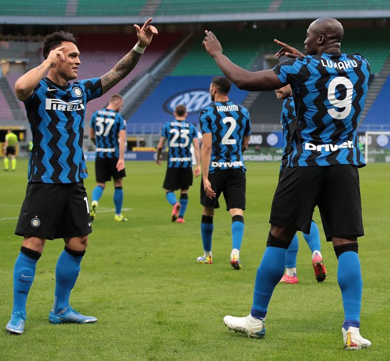 Inter Milan 2 - Sassuolo 1