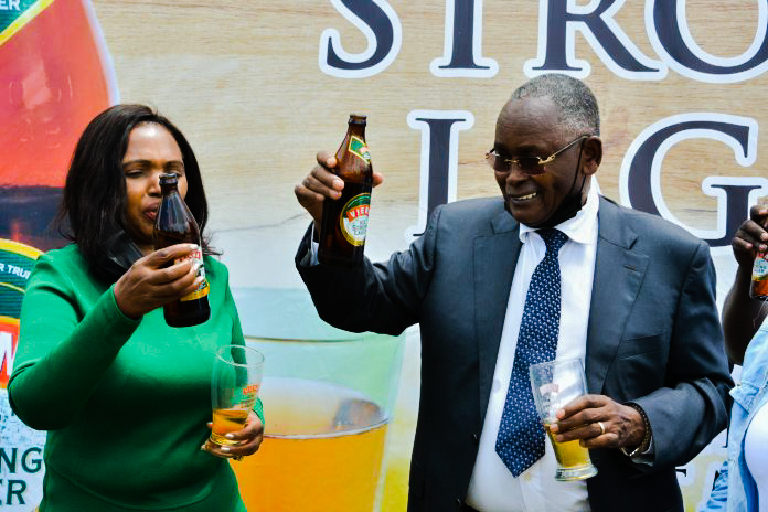 Keroche Breweries Chief Executive Officer Tabitha Karanja has said as the company expands its beer portfolio to extra strong beer category, it expects to pay taxes in excess of Kshs.1 billion annually.