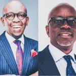 Telkom Kenya Top Executives Kris Senanu and Steve Okeyo Leave