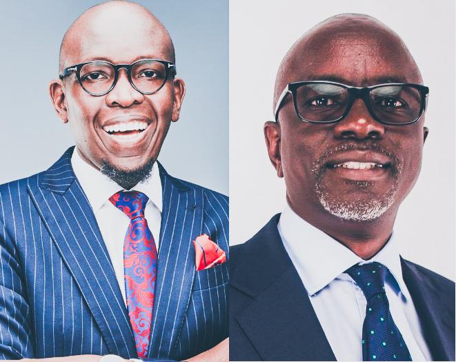 "Steve Okeyo and Kris Senanu are leaving Telkom Kenya after making an impact on the telco,"" said Mugo Kibati, chief executive officer of Telkom Kenya, in a statement."